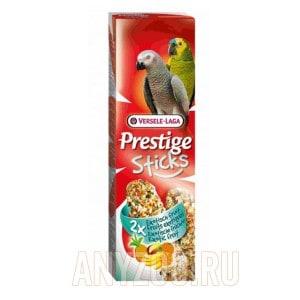 фото Versele-Laga Prestige палочка для крупных попугаев с экзотическими фруктами