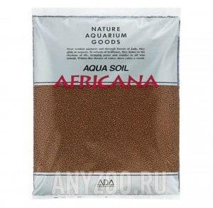 """фото ADA Aqua Soil Africana Основной питательный субстрат """"Африкана"""""""