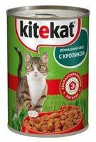 фото KiteKat - Китикет консервы для кошек (кролик)