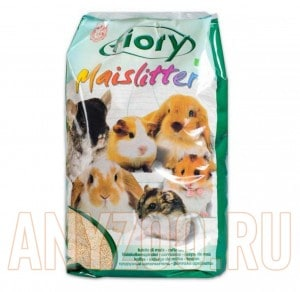 Купить Fiory Tutolo di Mais Кукурузный наполнитель для грызунов