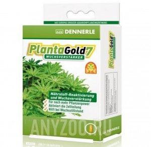 Dennerle Planta Gold 7 Стимулятор роста для всех аквариумных растений в капсулах