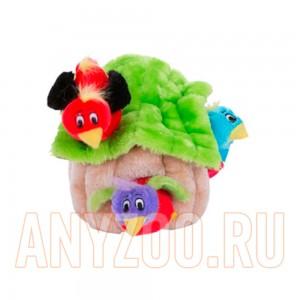 Купить Petstages Hide-a-Bird Игрушка-головоломка для собак Спрячь птичку