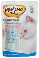 Мнямс Мармитако Страны Басков пауч для кошек, лосось с паприкой