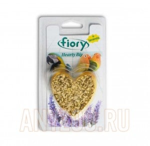 Купить Fiory Hearty Big Фиори био-камень для птиц