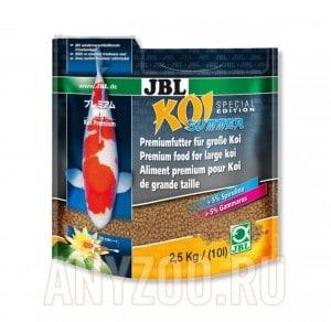 фото JBL Koi Summer Летний корм в форме гранул для крупных карпов КОИ (> 30 см)