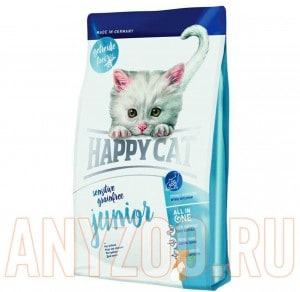 Happy Cat Sensitive Junior