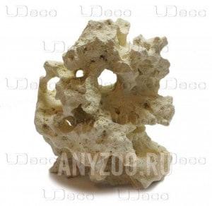 """фото UDeco Sansibar Rock  Натуральный камень """"Занзибар"""" для оформления аквариумов и террариумов, 1 шт"""
