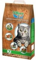 Натуралист Наполнитель для кошек и грызунов Универсальный Древесные гранулы