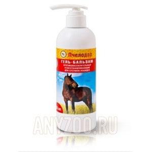 Пчелодар Гель-бальзам противовоспалительный и восстанавливающий для суставов лошадей