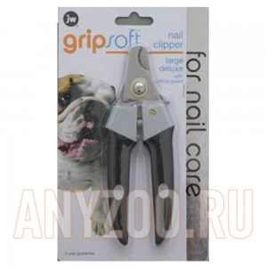 JW Grip Soft Large Deluxe Nail Clipper