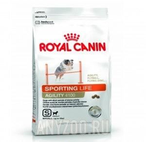 Купить Royal Canin Sporting Life Agility Small Dog-Аджилити 4100 Для собак с высокой физической активностью