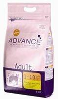 фото Advance Cat Adult Chiсken & Rice Эдванс сухой корм для взрослых кошек с Курицей и Рисом