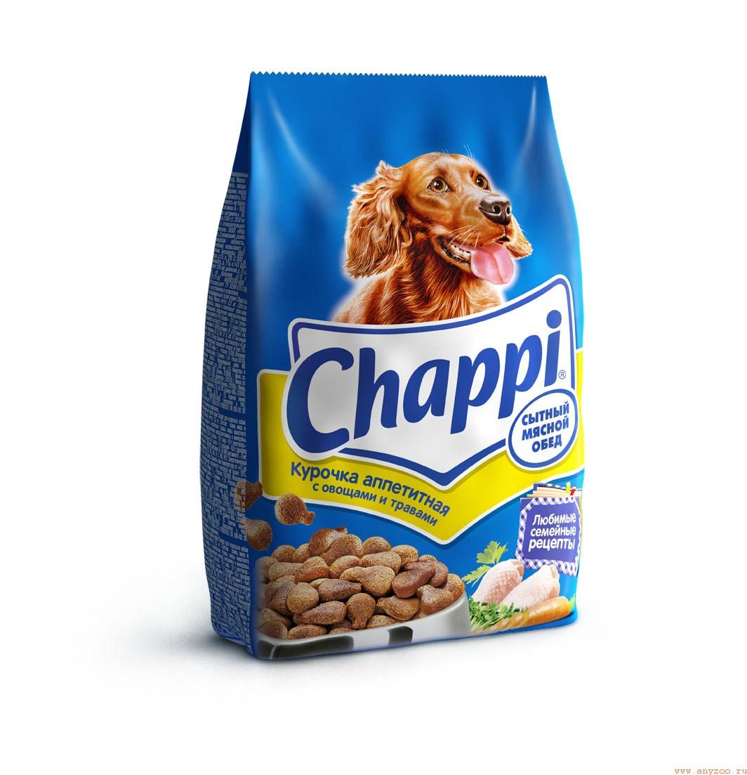 Чаппи корм для собак купить
