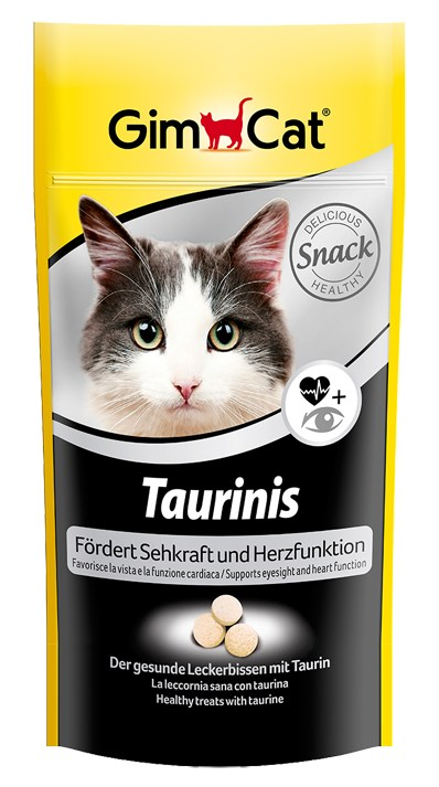Кошачий корм таурин