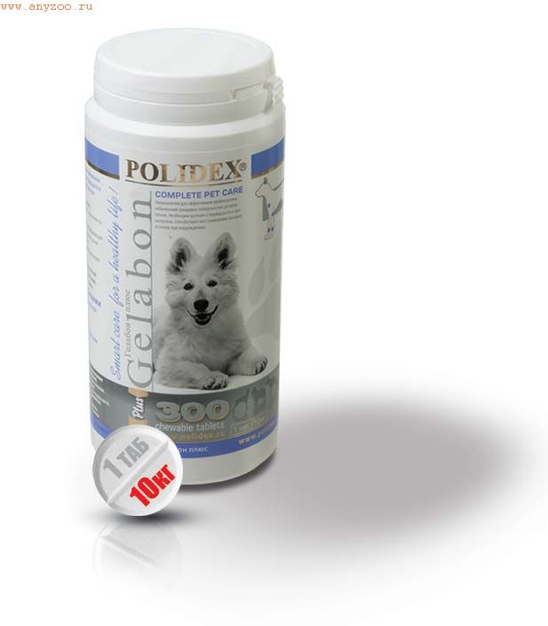 полидекс гелабон для собак инструкция по применению
