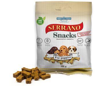 Фото товара Serrano Snacks лакомство для щенков снеки