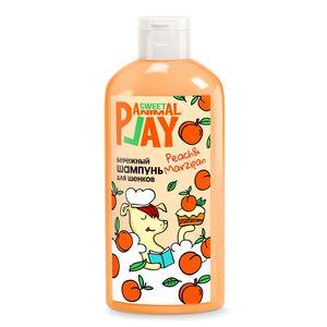 Фото товара Animal Play Sweet Энимал Плей Шампунь для щенков Персиковый марципан