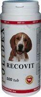 фото Polidex Recovit Полидекс Рековит усиленный комплекс минералов, витаминов для собак