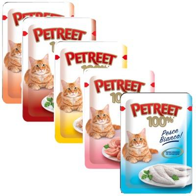 Петрит консервы для кошек